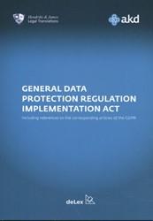Uitvoeringswet Algemene Verordening Gege -Inclusief verwijzingen naar de corresponderende artikelen va Vaal, Eliette