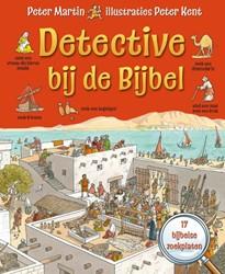 Detective bij de Bijbel -17 bijbelse zoekplaten Marin, Peter