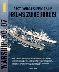 Warship 07: Fast Combat Support Ship HNL Mulder, Jantinus