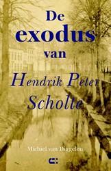 De exodus van Hendrik Peter Scholte Diggelen, Michiel van