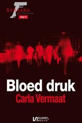 Bloed druk Vermaat, Carla