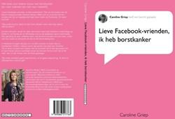 Lieve facebook-vrienden, ik heb borstkan Griep, Caroline