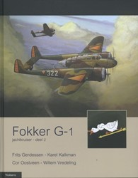 Fokker G-1 'Le Faucheur' Jacht Gerdessen, Frits