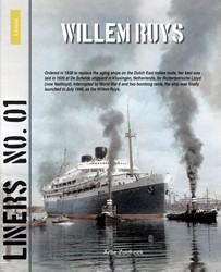 Liners 01: Willem Ruys -ACHILLE LAURO Zuidhoek, Arne