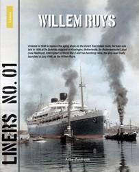 Willem Ruys -ACHILLE LAURO Zuidhoek, Arne