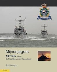 Mijnenjagers Alkmaar klasse -de Tripartites van de Mijnendi enst Roetering, Bob