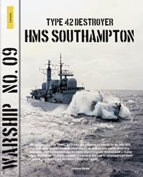 Type 42 destroyer HMS Southampton Mulder, Jantinus