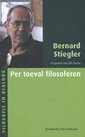 Per toeval filosoferen -in gesprek met Elie During Stiegler, Bernard