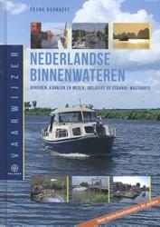 Nederlandse binnenwateren -rivieren, kanalen en meren, in clusief de staande-mastroute Koorneef, Frank