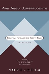 European fundamental rights cases
