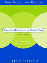 Ars Aequi Wetseditie European Regulation