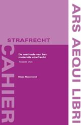 Ars Aequi cahiers  Strafrecht De methode Rozemond, Klaas