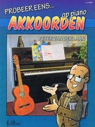 Probeer eens Akkoorden op Piano Laan, Peter van der