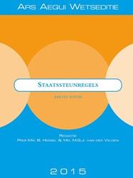 Ars Aequi Wetseditie De Europese staatss -een handleiding voor het benut ten van de beleidskansen