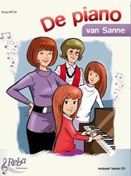 De piano van Sanne Berckum, Jeroen van