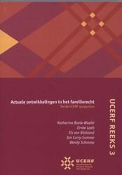 Actuele ontwikkelingen in het familierec -derde UCERF symposium BOELE-WOELKI, K.
