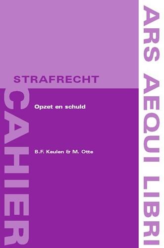 Opzet en schuld Keulen, B.F.