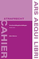 Ars Aequi cahiers  Strafrecht Voorbereid Sikkema, Eelke
