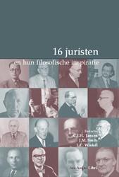 16 juristen en hun filosofische inspirat