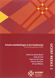 UCERF -oprichtingssymposium UCERF BOELE-WOELKI, K.