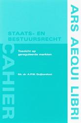 Ars Aequi cahiers  Staats- en bestuursre Duijkersloot, A.P.W.