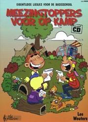 Meezingtoppers voor op Schoolkamp -eigentijdse liedjes voor de ba sisschool Wouters, Leo