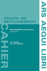 Ars Aequi cahiers  Staats- en bestuursre Hofman, J.A.