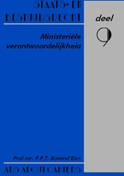 Ars Aequi cahiers  Staats- en bestuursre Bovend'Eert, P.P.T.