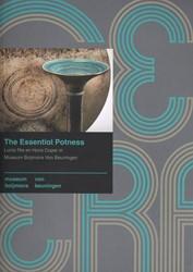 Boijmans Studies The essential potness -Lucie Rie en Hans Coper in Mus eum Boijmans Van Beuningen Simon Thomas, Mienke