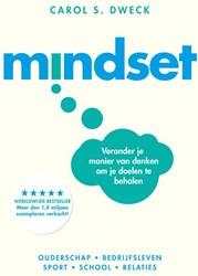 Mindset, verander je manier van denken o -Verander je manier van denken om je doelen te behalen Dweck, Carol S