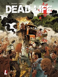 DEAD LIFE HC02. DUISTERNIS 2/3 JEAN-CHARLES GAUDIN GAUDIN