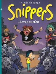 Snippers 05 Liever surfen Jongh, Aimee de