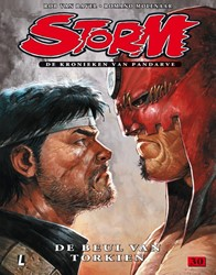 Storm 30 De beul van Torkien -de beul van Torkien Bavel, Rob van