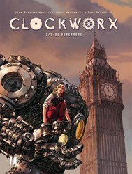 Clockworx deel 1 -De Oorsprong Hostache, Jean-Baptiste