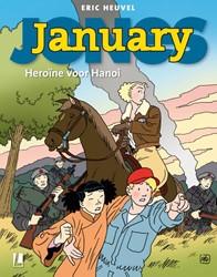 January Jones 9 Heroine voor Hanoi -heroine voor Hanoi Heuvel, Eric