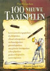 Honderd nieuwe taalspelen -voor kinderen van 4 - 14 jaar Rooyackers, P.