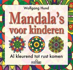 Mandala's voor kinderen -al kleurend tot rust komen Hund, Wolfgang