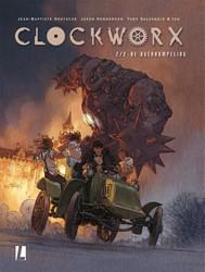 Clockworx deel 2 -De Overrompeling Hostache, Jean-Baptiste