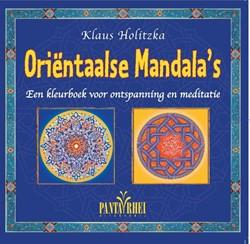 Orientaalse mandala's -een kleurboek voor ontspanning en meditatie Holitzka, Klaus