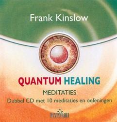 Quantum Healing Meditaties -dubbel CD met 10 meditaties en oefeningen Kinslow, Frank