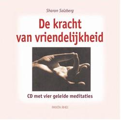 DE KRACHT VAN VRIENDELJKHEID -cd met vier geleide meditaties Salzberg, Sharon