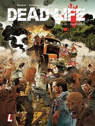 DEAD LIFE 02. DUISTERNIS 2/3 JEAN-CHARLES GAUDIN URGELL J