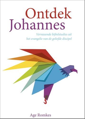 Ontdek Johannes -Verrassende bijbelstudies uit het evangelie van de geliefde Romkes, Age