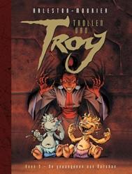 Trollen van Troy 9 De gevangenen van Dar Arleston, Christophe