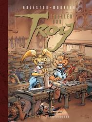 Trollen van Troy 12 - Trollenbloed Arleston, Christophe