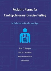 Pediatric norms for cardiopulmonary exer -in relation to gender and age Bongers, B.C.
