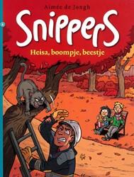 Snippers 04 Heisa, boompje, beestje Jongh, Aimee de