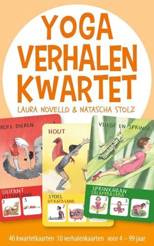 Yogaverhalen kwartet Novello, Laura
