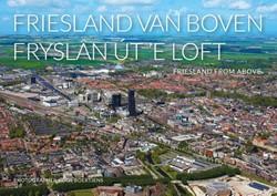 Luchtfotografie Nederland van boven Frie -Fryslan ut e loft Boertjens, Koos