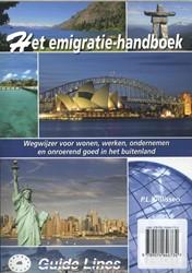 Emigratie-handboek -wegwijzer voor wonen, werken, ondernemen en onroerend goed i Gillissen, P.L.